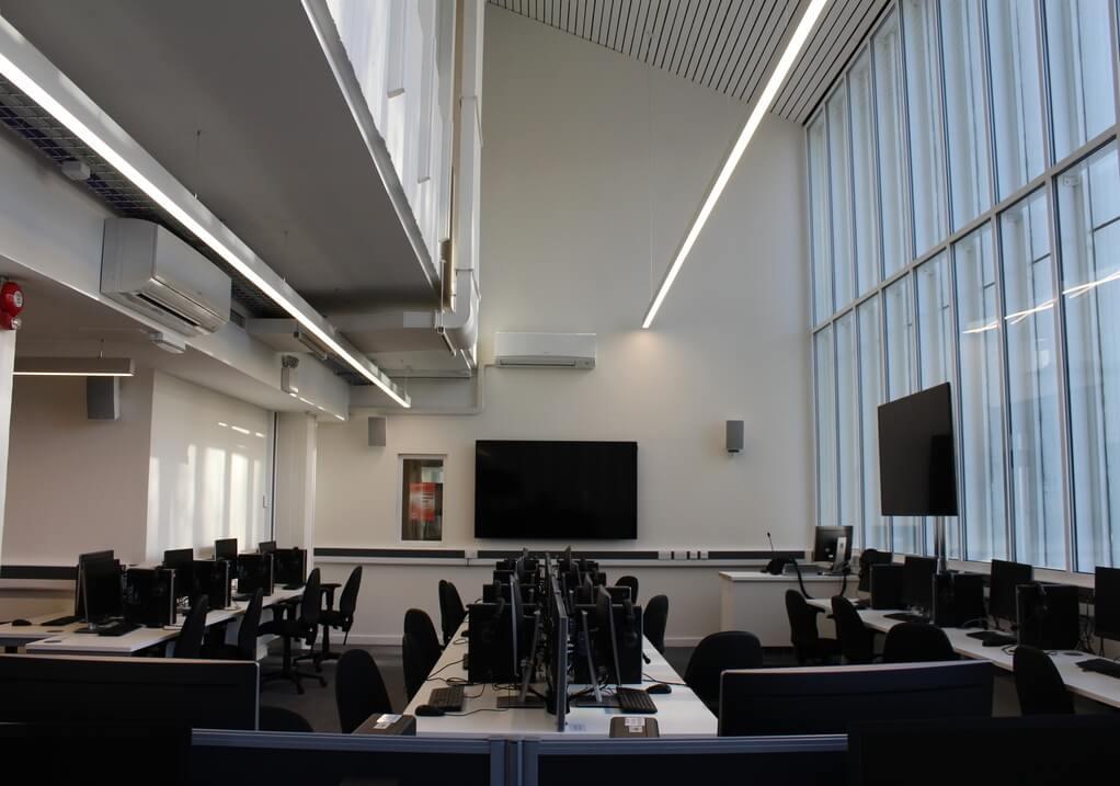 Liverpool University Study Room